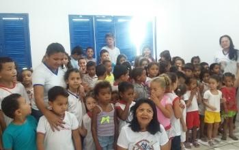 Programa Saúde na Escola (PSE) visa à integração e articulação permanente da educação e da saúde.
