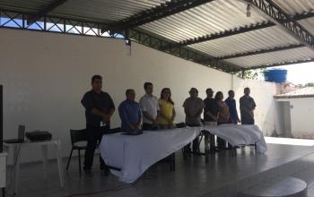 I seminário para elaboração do Plano de Gestão Ambiental Municipal