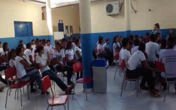 Palestra: Sexualidade na adolescência e suas prevenções