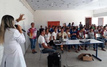 RELATÓRIO DO PROGRAMA DE SAÚDE NA ESCOLA (PSE), DA ESTRATÉGIA DE SAÚDE DA FAMÍLIA-I/2018.