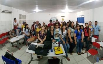 Programa de educação para a paz-pep em Lagoa de Pedras-RN
