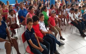 Eventos escolares municipais 2018
