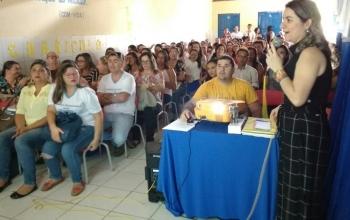 Mobilização para contribuição com a versão preliminar do documento curricular do Rio Grande Do Norte