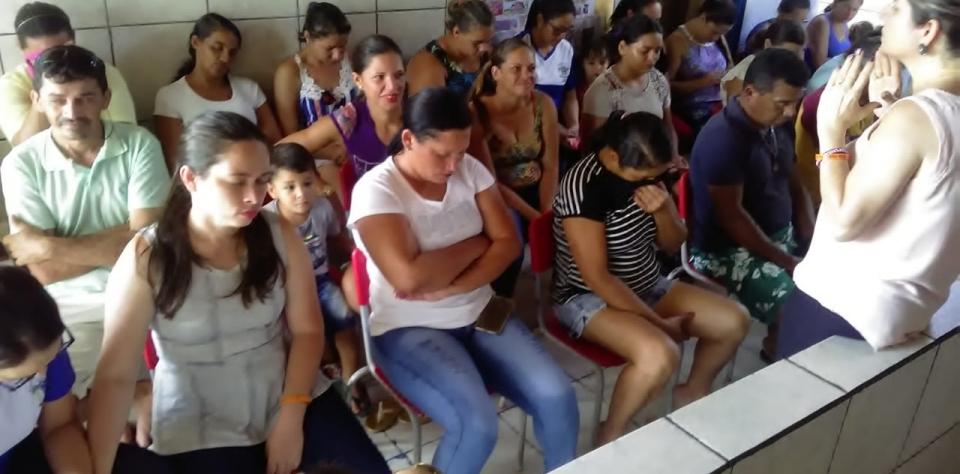 Prefeitura através da Sec. de Educação promove evento de abertura da Formação Continuada dos Educadores.