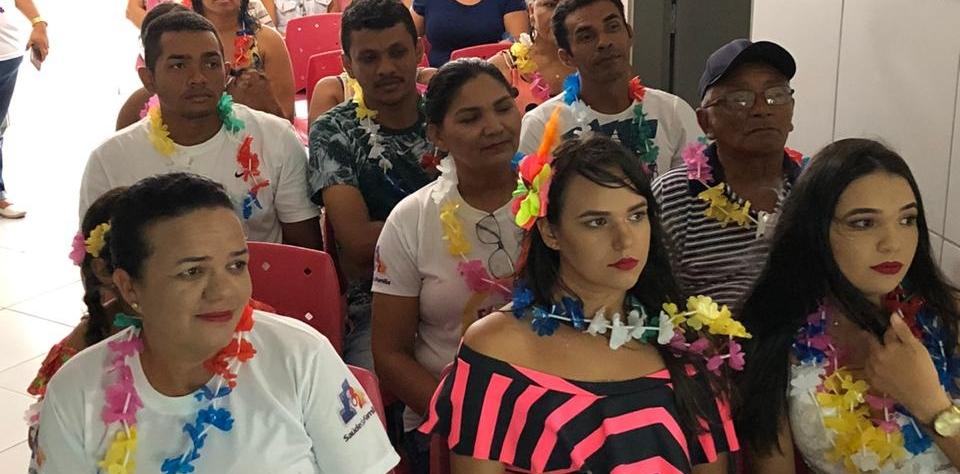 EQUIPE DE SAÚDE DO MANDÚ REALIZA AÇÃO DE PREVENÇÃO AS IST'S/ AIDS COM FOCO NO CARNAVAL.
